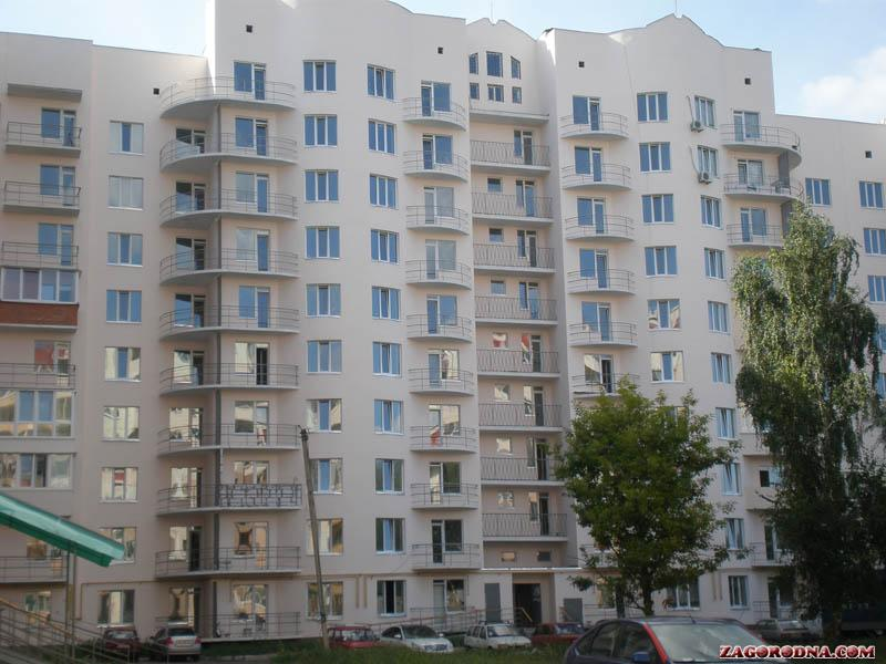 Buy an apartment in a new building New building on Vatutin in Boryspil