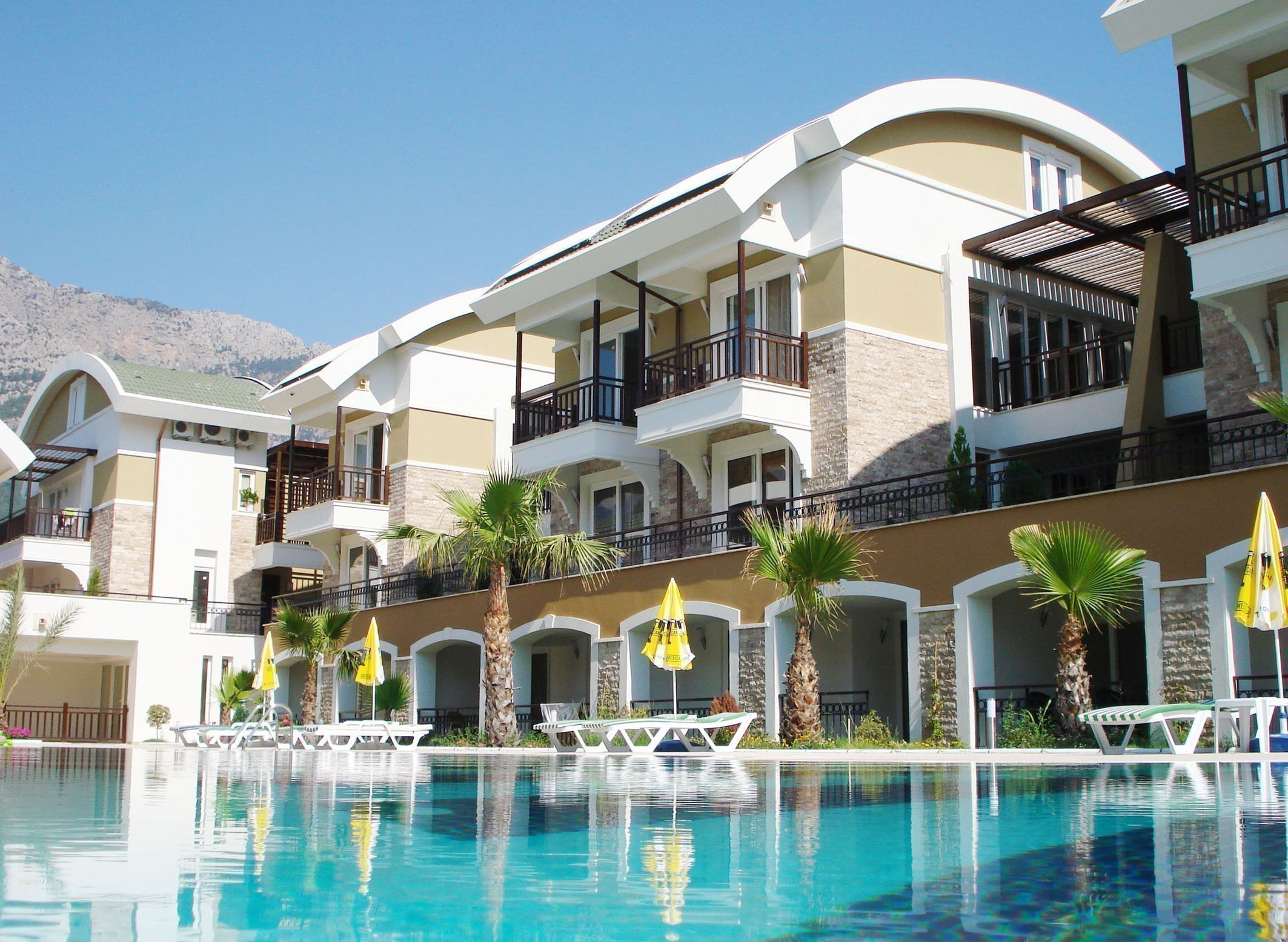 Sale property abroad Kemer Sultan Homes