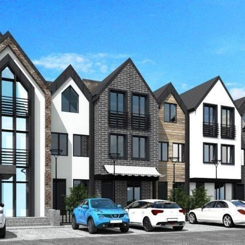 Photo: «New Smart 7» townhouses