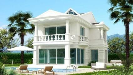 white golf villas Турция
