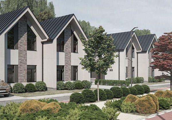 Готовые дома по акционной цене в КГ «Щаслива вулиця» картинка