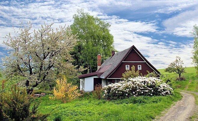 Картинка: Скільки коштує будинок під Києвом для літнього відпочинку
