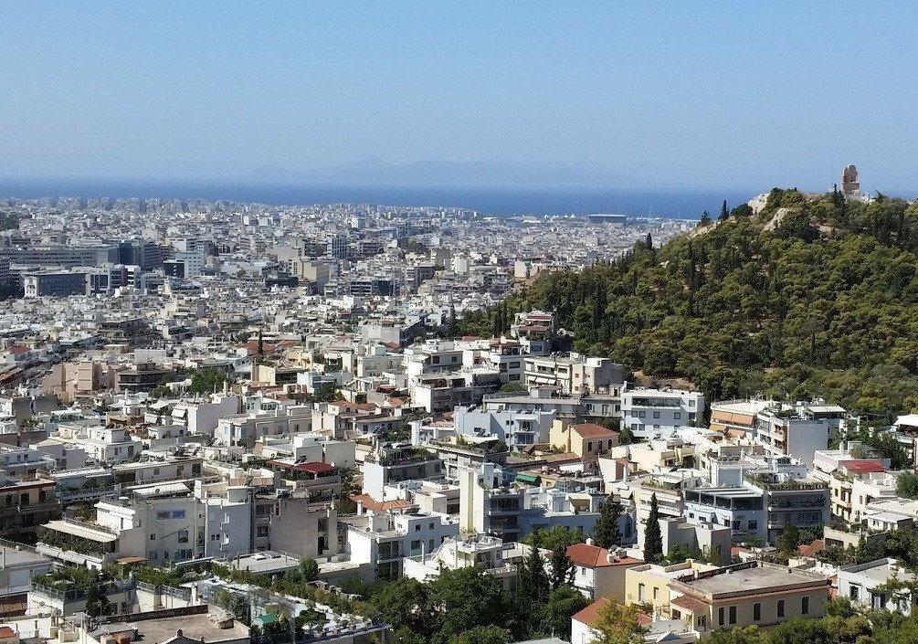 Картинка: Будівельні майданчики в Греції