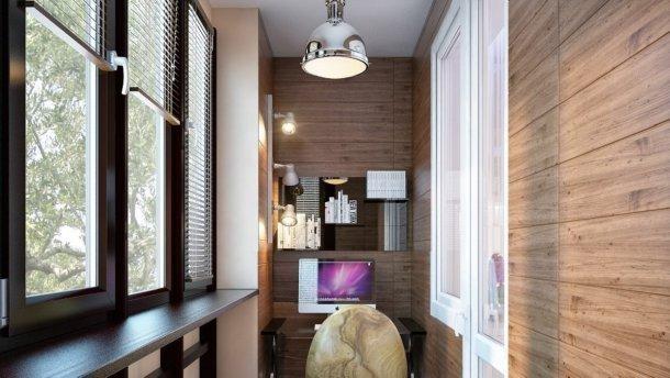 Як розширити житлоплощу за рахунок балкона