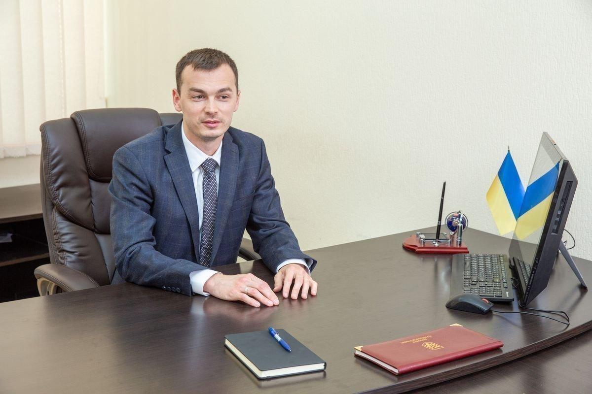Картинка: Алексей Башкиров, председатель Государственной сервисной службы градостроительства