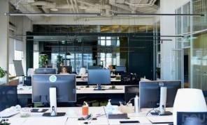Картинка: індекс офісної нерухомості почав знижуватися