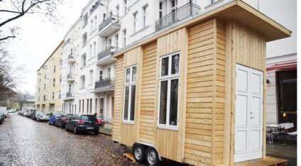 Берлинский архитектор разработал концепцию недорогого жилья