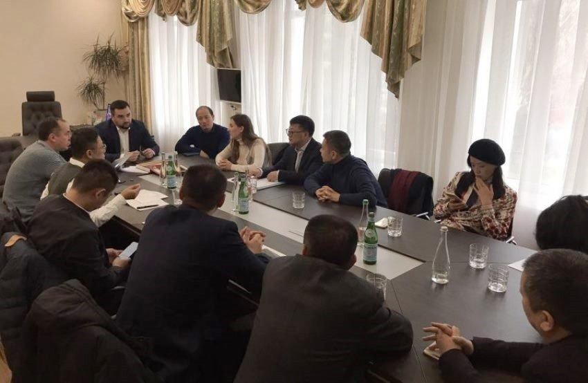 У Бориспільському районі китайці хочуть побудувати бізнес-парк. Картинка