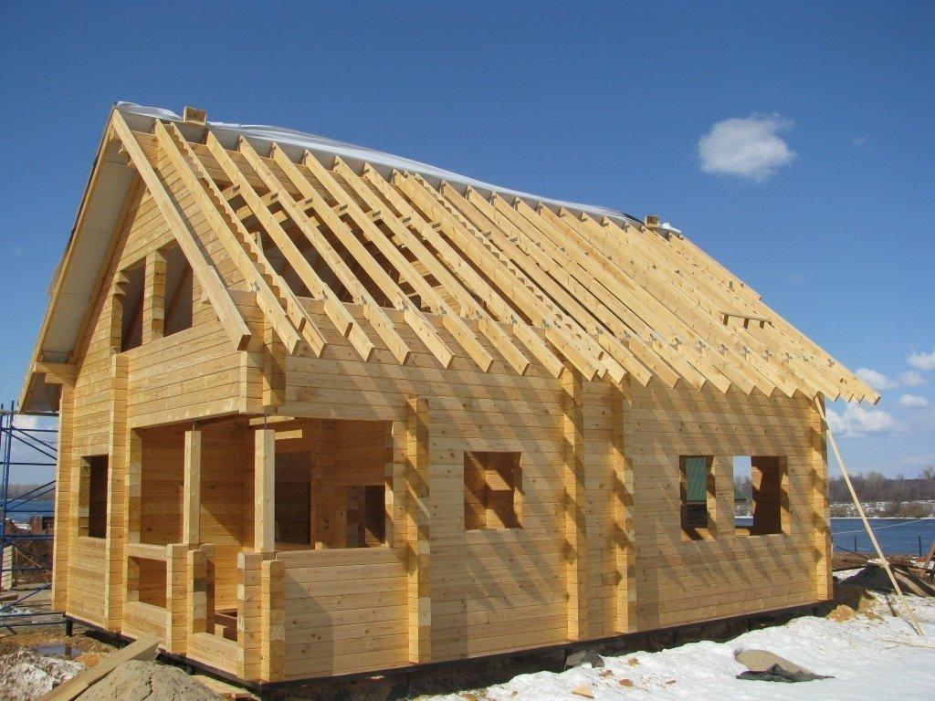 Каркас или брус при строительстве дома