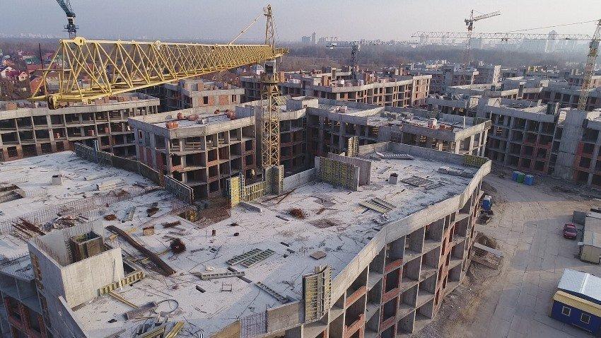 Картинка: Будівельна галузь може дати 6% ВВП України