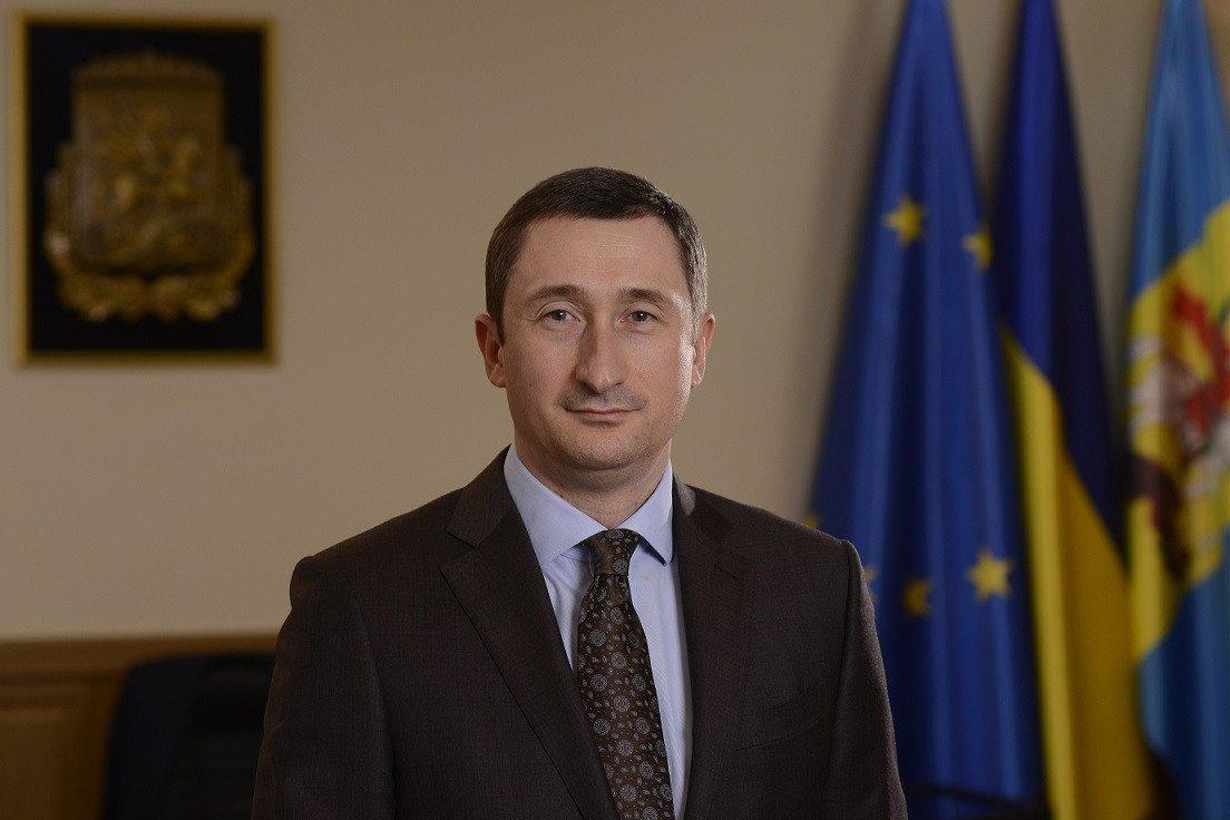 Министр развития общин и территорий Украины Алексей Чернышев, картинка