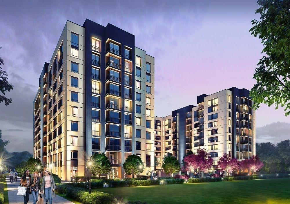 Стоимость квартир в новостройках Бучи выросла с начала года на 3,3%. Картинка