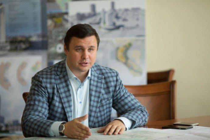 Микитась заявив, що не винен у проблемах «Укрбуду» картинка