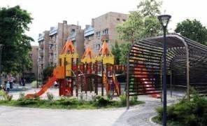 В двух районах Киева установят 57 новых детских площадок картинка