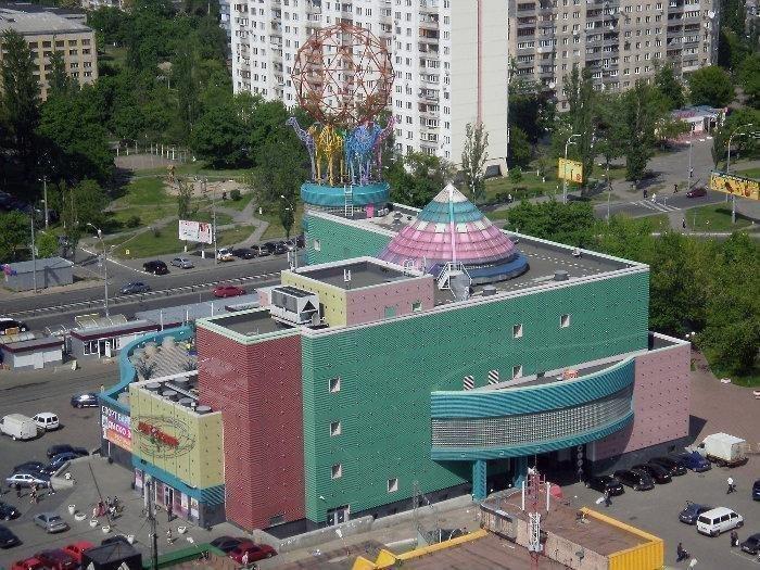 Картинка: ТРЦ «Дивосвит» в Киеве не смогли продать на аукционе