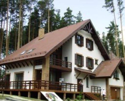 Картинка: загородный дом под Киевом