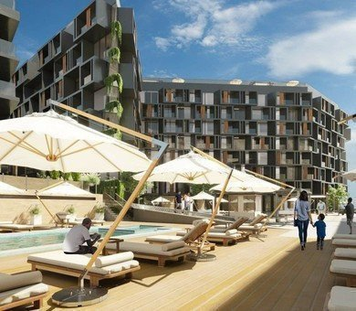 В Одесі почали будувати комплекс апартаментів на Ланжероні картинка