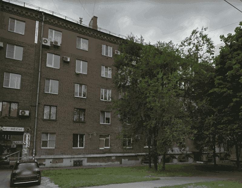 Картинка: Многоэтажка в Запорожье трещит по швам