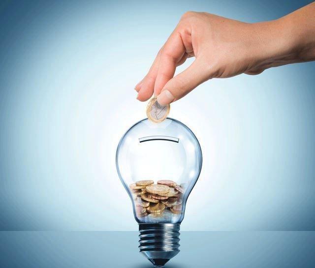 Фото: економія електроенергії