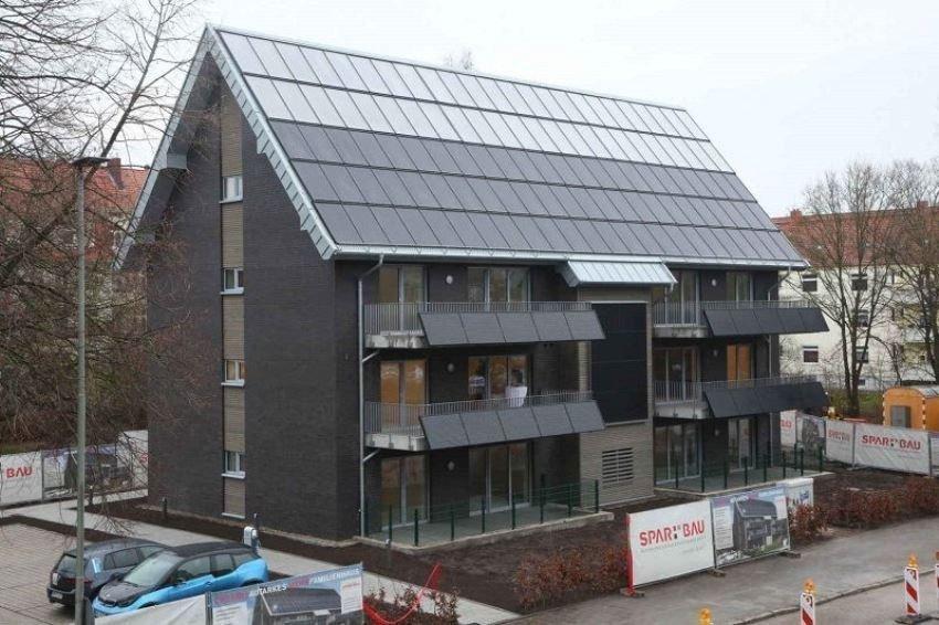 Картинка: У Німеччині побудували енергоефективний будинок без рахунків за тепло і електроенергію