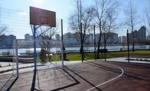 В Дарницком районе откроют фитнес-парк