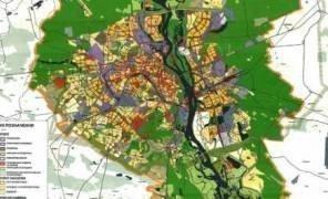 Новий Генеральний план столиці Картинка