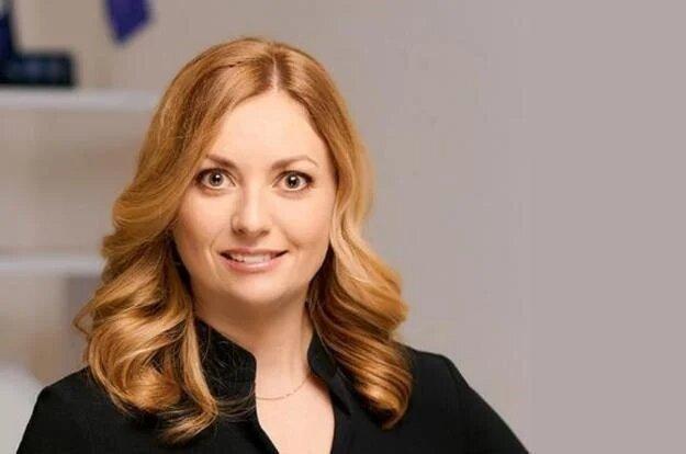 Картинка: исполнительный директор Союза украинских предпринимателей Екатерина Глазкова