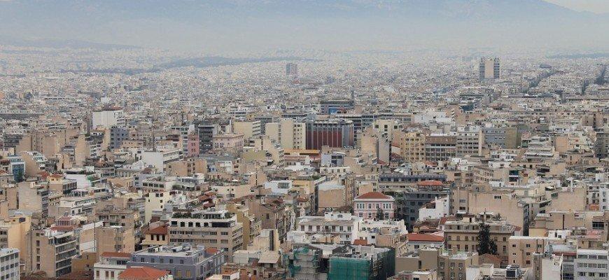 Фото: ринок нерухомості Греції