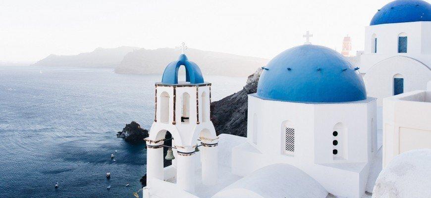 Фото: недвижимость в Греции