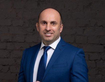 Виталий Грусевич, председатель правления бизнес-клуба TheWall картинка