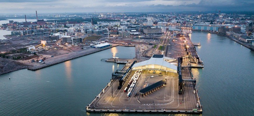 В Хельсинки дешевеют частные дома