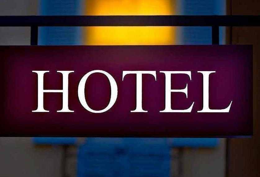 Картинка: самовольно построенный отель