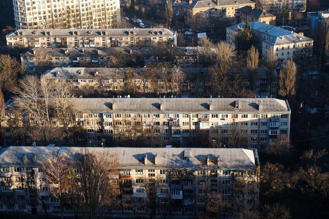 Картинка: Старые кварталы перестроят