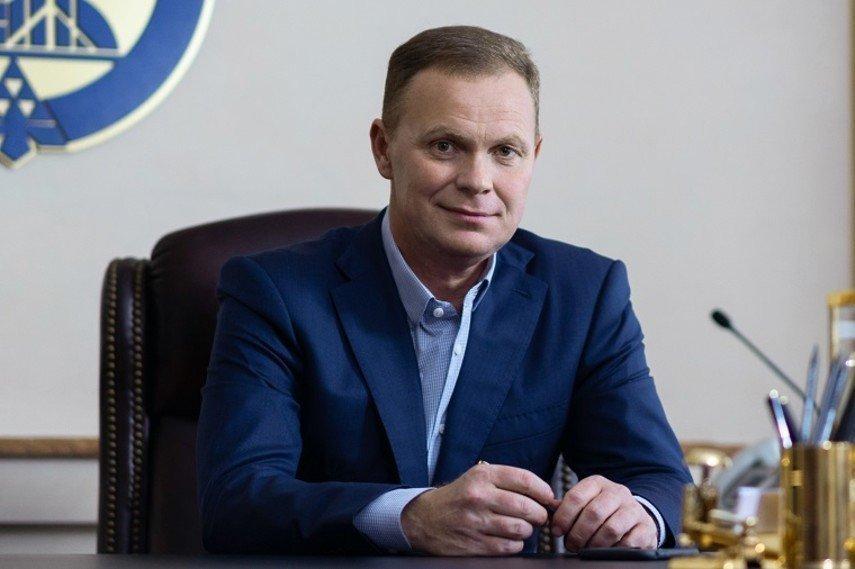 Картинка: Ігор Кушнір, Глава правління - президент ХК Київміськбуд