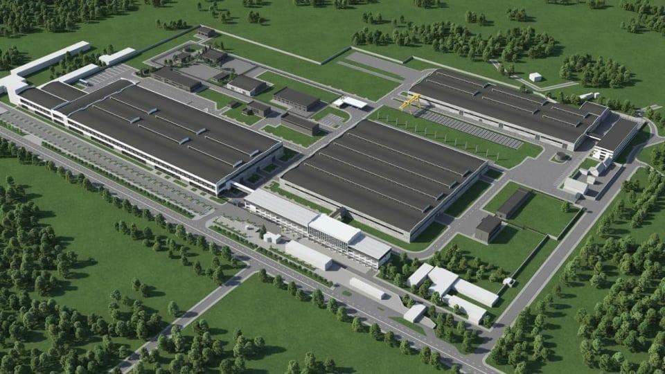 Картинка: В Ивано-Франковске строят индустриальный парк