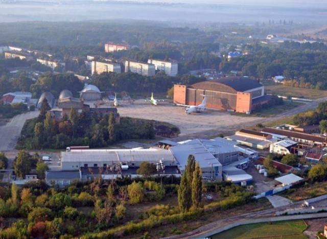 Картинка: В Белой Церкви создадут индустриальный парк