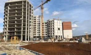 ГАСИ остановила строительство нескольких ЖК в Ирпене