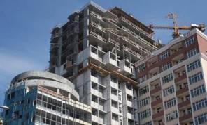 Картинка: У Києві за рік зменшили обсяги будівництва житла