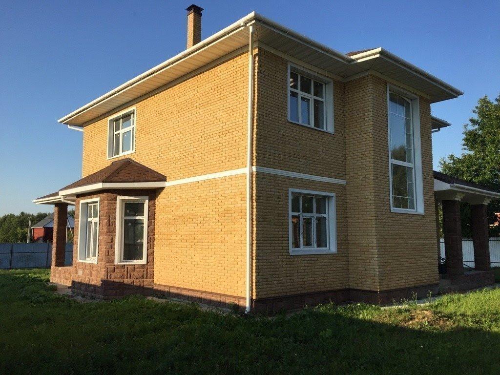 Картинка: Кирпичный дом: преимущества и недостатки материала