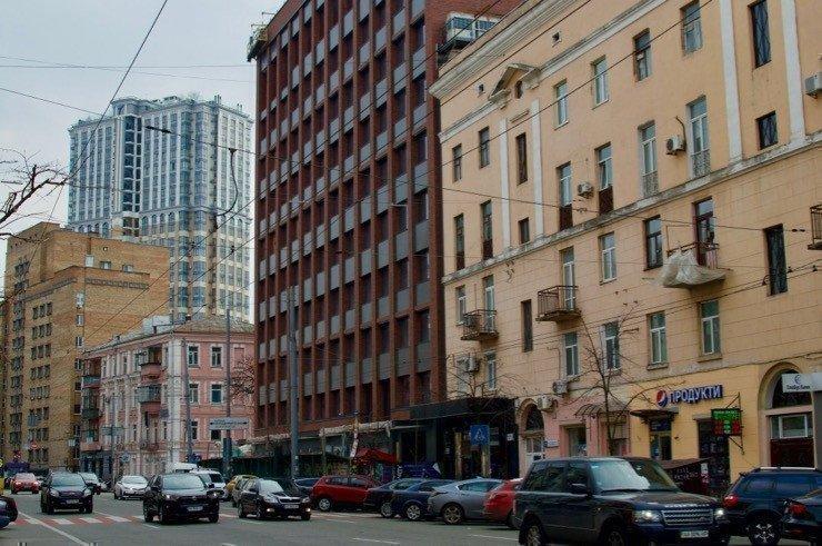 Картинка: Замість готелю у центрі Києва відкриється бізнес-центр
