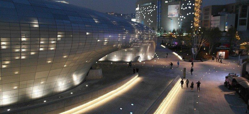 Фото: недвижимость в Южной Корее