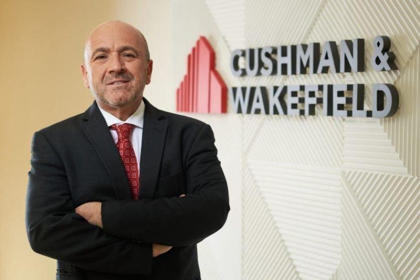 Ник Коттон, управляющий директор Cushman & Wakefield в Украине.
