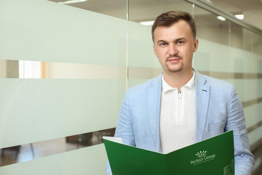 Алексей Коваль, эксперт рынка строительства, экономист, руководитель проектов Perfеct Group
