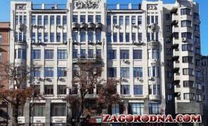 Историческое здание на Крещатике продадут картинка