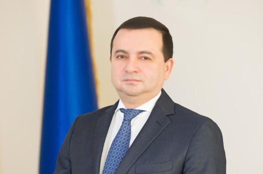 Екс-керівник Держархбудінспекції Олексій Кудрявцев