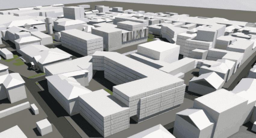 во Львове планируют построить новый жилой квартал