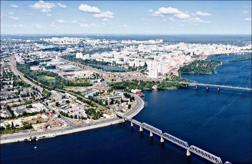 Мінрегіонбуд погодив десять міських проектів у Києві