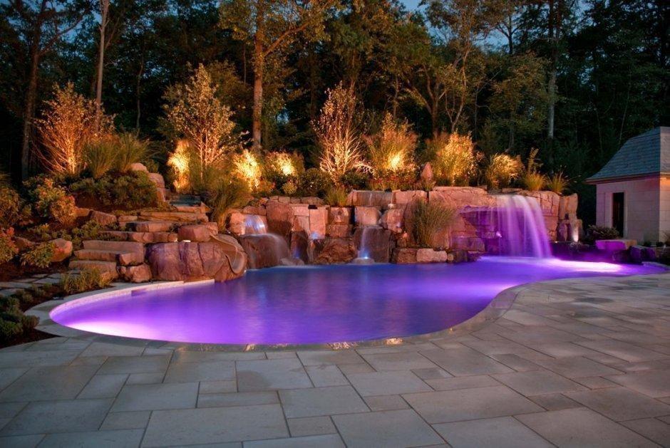 10 советов как сделать ландшафтный бассейн или пруд на даче