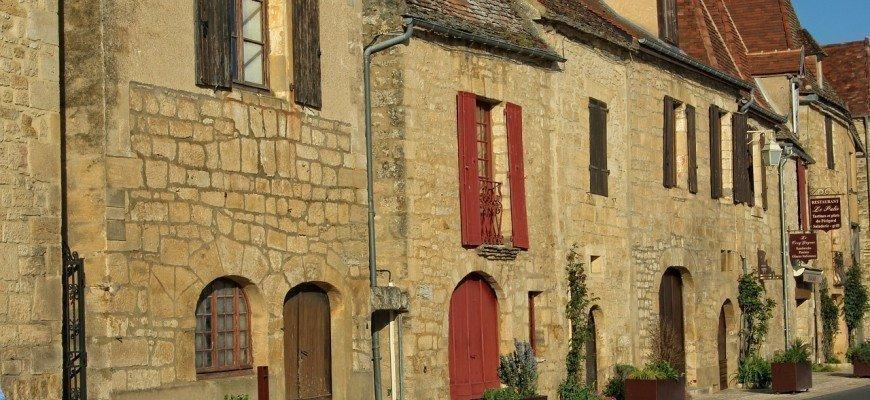 Картинка: Загородные дома во Франции: Серебряный берег дороже Лазурного