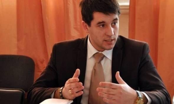 Картинка:Сергей Мартынчук, председатель строительного департамента КГГА
